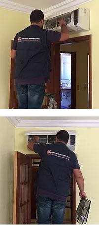 assistências eduardo medeiro ar condicionado